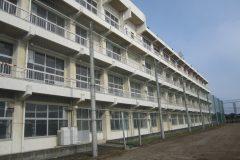 旧安中高校(校舎)