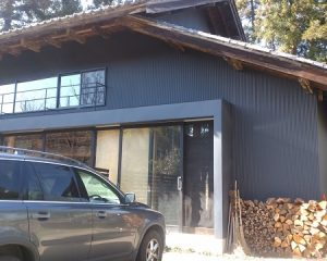 秋間の再生古民家